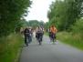 Radtour zum Melkhus nach Heber 2012
